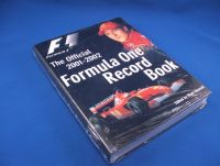 2001 FORMULA ONE Racing Record Book Hardback NEW