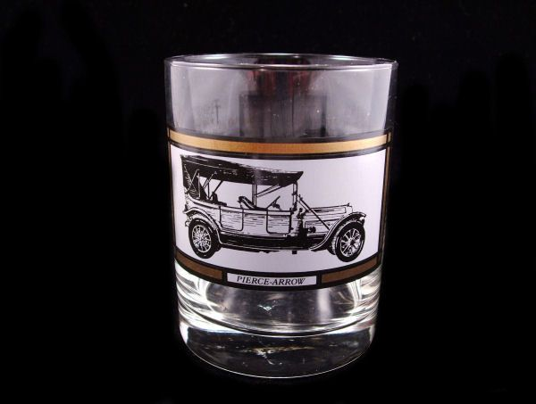 Antique PIERCE-ARROW Automobile Glass Mint